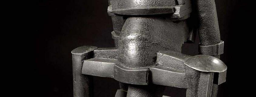 Mammon 1995 Aluminium 72cm