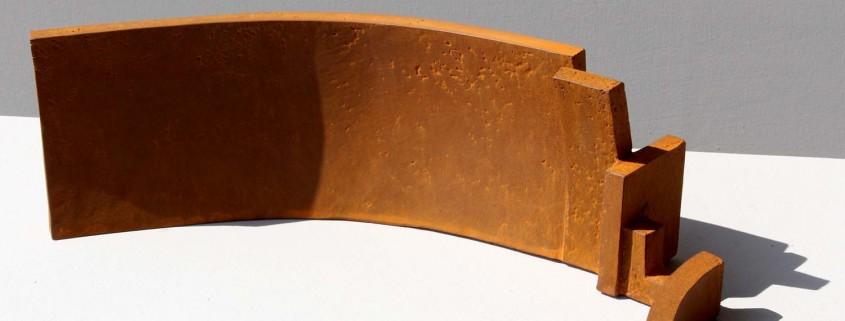Sconce III 2014 Iron 12cm