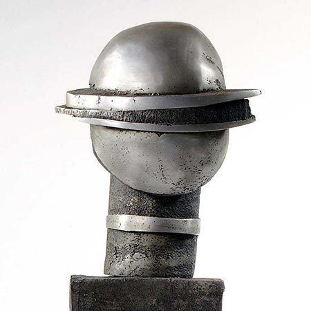 Number One of the Brotherhood 1988 Aluminium 78cm
