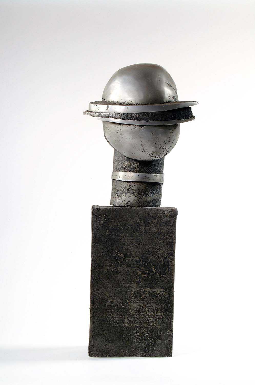 Number One of the Brotherhood 1988 Aluminium 78cm