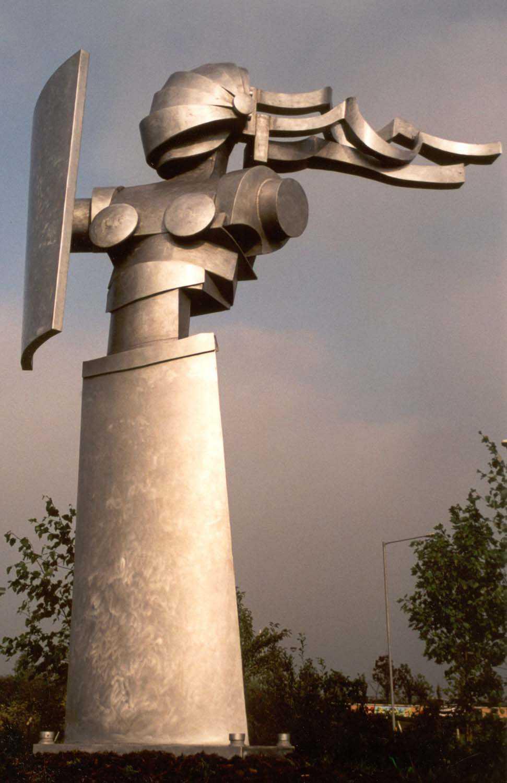 Boudica, Colchester 1999 Aluminium 5.2m