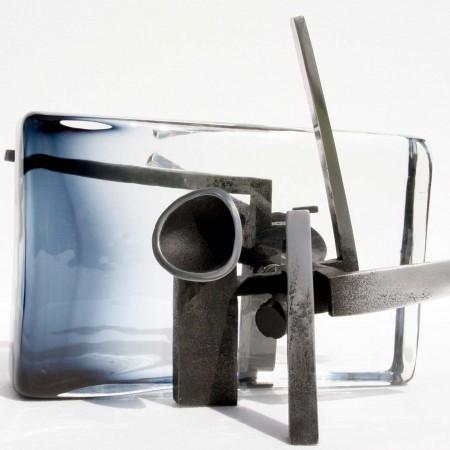 Oltrepassare 2007 Aluminium / Glass 50cm