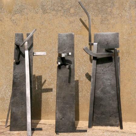 The Histories 2007 Aluminium 1.5m
