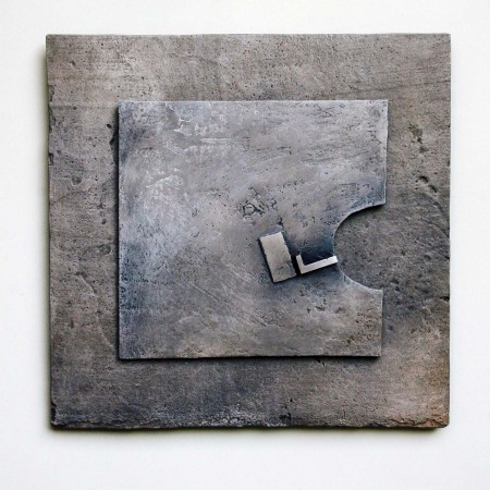 Sector 2012 Aluminium / Mounted 30cm