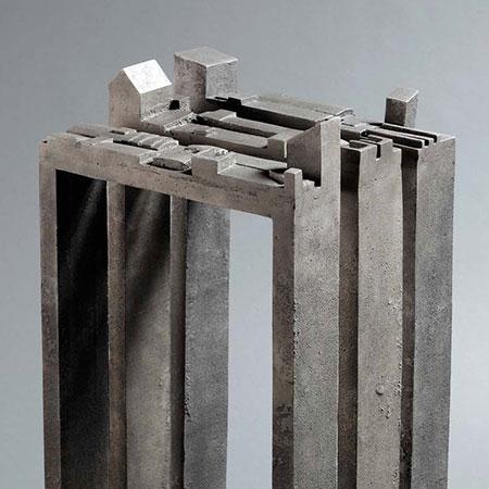 Sanctuary 2013 Aluminium 96cm