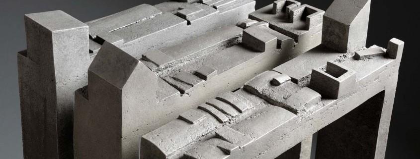 Sanctuary (Detail) 2013 Aluminium 96cm