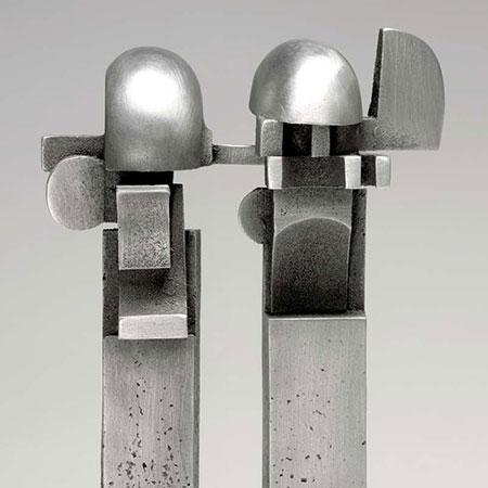 Genus Phase 2 2014 Aluminium 25cm